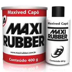 Vedador Maxived Capô 400g - Maxi Rubber - Marquezim Tintas