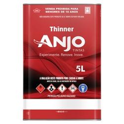 Thinner 2750 5L - Anjo - Marquezim Tintas