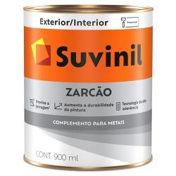 Fundo Protetor Zarcão Fosco 0,9L - Suvinil - Marquezim Tintas