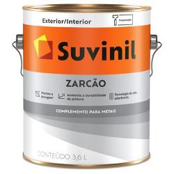 Fundo Protetor Zarcão Fosco 3,6L - Suvinil - Marquezim Tintas
