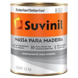 Massa para Madeira 1,3KG - Suvinil - Marquezim Tintas
