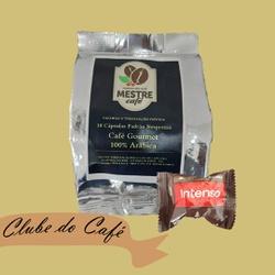Clube MESTRE CAFÉ 10 Cápsulas tipo Nespresso - 129... - MESTRE CAFÉ