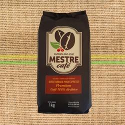 MESTRE CAFÉ ESPRESSO PREMIUM - 100% ARÁBICA - 1Kg ... - MESTRE CAFÉ
