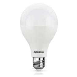 LÂMPADA LED BULBO 20W BIV 6500K (LUZ BRANCA) - OUR... - Meta Materiais Elétricos Ltda