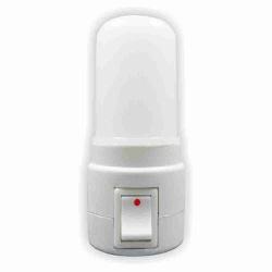 Luz Noturna Led Branca DNI=6180 - Meta Materiais Elétricos Ltda