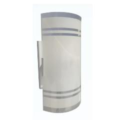 Arandela Telha P/1 Lâmpada Ref: 609 - Meta Materiais Elétricos Ltda
