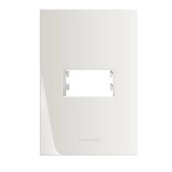 Placa 4x2 1 Módulo Com Suporte 85000 - Inova Pró - Meta Materiais Elétricos Ltda
