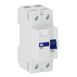 Dispositivo DR 2P 25A 30MA RDW RDW-30-25-2-D17 139... - Meta Materiais Elétricos Ltda