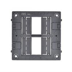 Suporte 4 x 4 - 3+3 Módulos 576032B - ARTEOR - Meta Materiais Elétricos Ltda