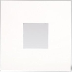 Placa 4 x 4 Branca 2 Mod 575260B - ARTEOR - Meta Materiais Elétricos Ltda