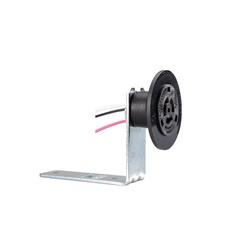 Tomada para relés BS1 com suporte metálico - Meta Materiais Elétricos Ltda