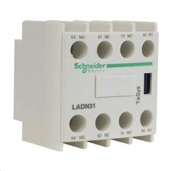 Bloco De Contato Auxiliar Frontal Ladn31 3na+1nf S... - Meta Materiais Elétricos Ltda