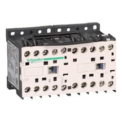 Chave Reversora LP2K 0601 BD 24VCC 2NF - Meta Materiais Elétricos Ltda