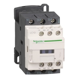 Contator Tripolar LC1D18B7 24V 18A - Schneider - Meta Materiais Elétricos Ltda