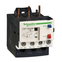 Rele Termico LRD05 0,63/1A - Schneider - Meta Materiais Elétricos Ltda