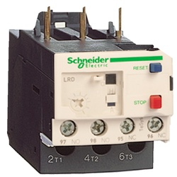 Rele Termico LRD06 1/1,6A - Schneider - Meta Materiais Elétricos Ltda