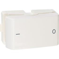 Interruptor Bipolar 10A Branco PRM045151 DECOR - S... - Meta Materiais Elétricos Ltda