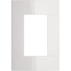 Placa 4x2 3 Módulo Branco PRM044231 Decor - Schnei... - Meta Materiais Elétricos Ltda