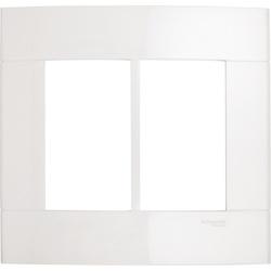 Placa 4x4 6 Módulos Branco PRM044461 Decor - Schne... - Meta Materiais Elétricos Ltda