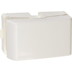 Pulsador Campainha Branco S/Des Sino PRM042001 Pri... - Meta Materiais Elétricos Ltda