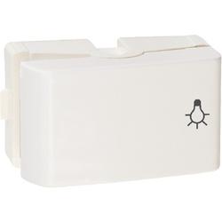 Pulsador MINUTERIA 10A Branco PRM046231 Decor - Sc... - Meta Materiais Elétricos Ltda