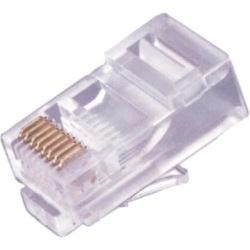 Conector Macho RJ45 8x8 CAT5 - Meta Materiais Elétricos Ltda