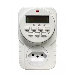 Timer Digital DNI6610/KW-610D com Bateria Interna - Meta Materiais Elétricos Ltda