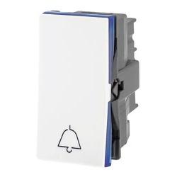 Pulsador Campainha BR 611002BC PIAL PLUS+ - Meta Materiais Elétricos Ltda