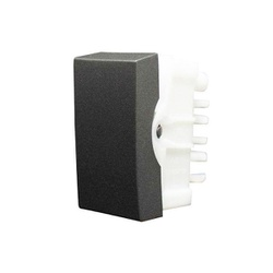 Interruptor Simples 85450 grafite - INOVA PRO CLAS... - Meta Materiais Elétricos Ltda