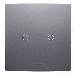 Placa 4x4 Cega c/Suporte Grafite 85483 - INOVA PRO... - Meta Materiais Elétricos Ltda