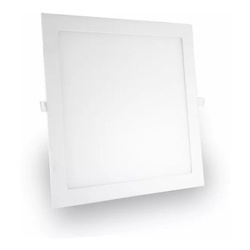 Painel Embutir LED Quadrado 12W Bivolt 6500K MB120 - Meta Materiais Elétricos Ltda