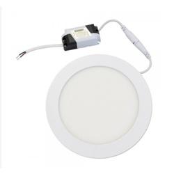 Painel Embutir LED Redondo 12W Bivolt 6500K Taschi... - Meta Materiais Elétricos Ltda