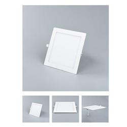 Painel Led Embutir Quadrado 18W Bivolt 6000k 1158 ... - Meta Materiais Elétricos Ltda