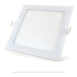 Painel Led de Embutir Quadrada 24W 6000K - ECOLUME - Meta Materiais Elétricos Ltda
