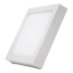 Painel Sobrepor LED Quadado 18W Bivolt 6500K MB250... - Meta Materiais Elétricos Ltda