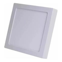 Painel Sobrepor LED Quadado 25W Bivolt 3000K MB250... - Meta Materiais Elétricos Ltda