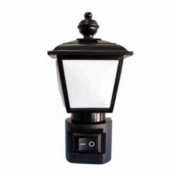 Luz Noturna Lampião para Crianças Idosos e Corredo... - Meta Materiais Elétricos Ltda