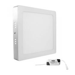 Painel Sobrepor LED Quadrado 18w Bivolt 6500K Tasc... - Meta Materiais Elétricos Ltda
