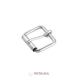 Fivela de Arame 32x27 com Rolete (arame 5.0) - 32x... - METALSUL