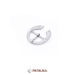 Fivela Injetada F 0395/28 - F 0395/28 - METALSUL