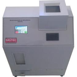 Selecionador de Impurezas Digital MGTEC - 102 - Mgtec Equipamentos Agroindustriais