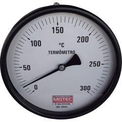 Termômetro para Secador 150mm 0 a 300ºC - 117 - Mgtec Equipamentos Agroindustriais