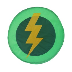 Escudo Herói Verde