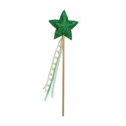 Varinha estrela Verde