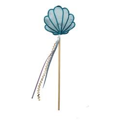 Varinha sereia Azul claro - Minibossa