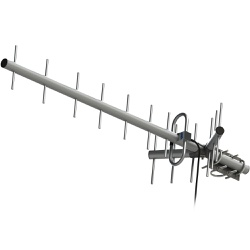 Antena Celular Dual Band 800|900 MHz - 14dBi - PQA... - Mister Imagem