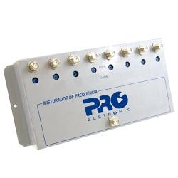 Misturador 08 Canais Específico - PQMI-8000 - Mister Imagem