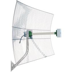 Antena Celular TRI BAND 22dBi - PQAG-3022 - Mister Imagem
