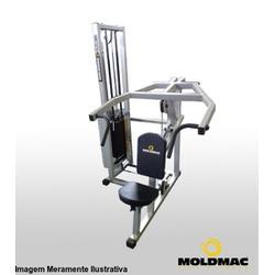 Desenvolvimento de Ombro - 059 - MOLD MAC FITNESS