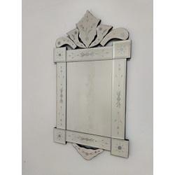 Espelho Ramon - Moldura Trabalhada - 28 - MOVEIS ANTIGUS